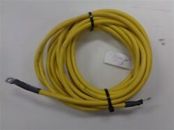 Electrical Wire Cable 6 Awg / Gauge Yellow 20and039 Marine Boat