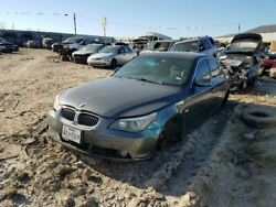 DRIVER LEFT REAR SIDE DOOR CLIMATE COMFORT FITS 06-10 BMW 550i 227324