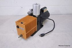 Alcatel 2008a Vacuum Pump With Franklin Electric Motor 1/2 Hp