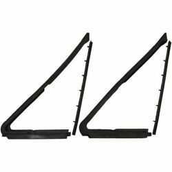 1963 1964 1965 Buick Riviera 2dr Hardtop Sports Coupe Front Vent Window Seal Kit