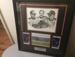 Dale Earnhardt Sr. Huge Collection Years In The Making