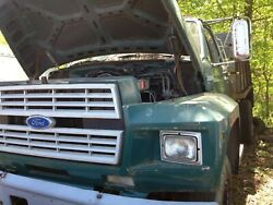 1988 Ford F Series 6.1 Engine Motor Assembly 85000 Miles No Core Charge
