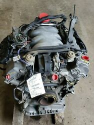 2004 Chrysler Crossfire 3.2 Engine Motor Assembly 31000 Miles No Core Charge