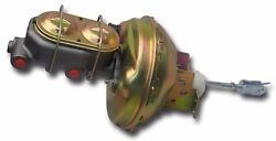 1964-1967 Chevelle 9 Inch Power Brake Booster And Master Cylinder Gm A Body