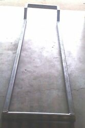Frame Chassis Kit T Bucket Hot Rat Rod 23 Coupe