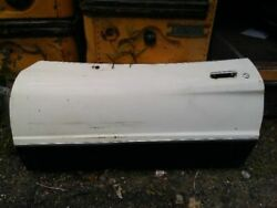 Drivers Left Manual Door For 74-78 Ford Mustang Fastback