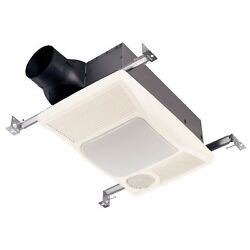 Bath Room Ceiling Fan Light 120V 1500W Heater Air Ventilation 100CFM Exhaust New