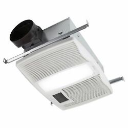 Bath Room Fan Light Heater 1500W Ceiling Ventilation Combi Exhaust 110CFM 6in
