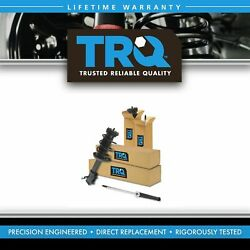 Trq Front Rear Complete Loaded Strut Assembly Shock Absorber Kit Set 4pc New
