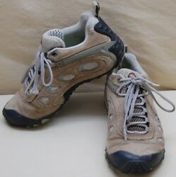 MERRELL CHAMELEON II VENTILATOR WOMENS SIZE 7 RUGGED TRAIL HIKING SHOES LOW BOOT
