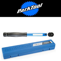 Park Tool Tw-6.2 Ratcheting Torque Wrench Park 1/4 Drive 3/8 Adaptor Bike New