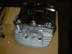 Harley Davidson Twin Cam Fltr Head And Rocker Cover Assy
