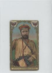 1910 Atc Military Series Tobacco T80 Tolstoi Back Engineers Corps Russia A8x