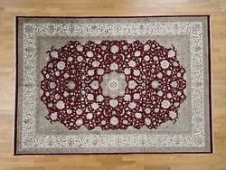 8and0391x11and0396 300 Kpsi Kishoon Wool And Silk Hand Knotted Oriental Rug R39392