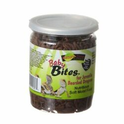 Nature Zone Ready-to-Eat Baby Bites For Juvenile Bearded Dragons 6 Oz