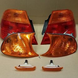 Light Set Front And Rear 2001 Bmw 330ci