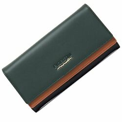 [Clearance] FIGESTIN Women Rfid Blocking Cowhide Leather Wallet With Zipper Card