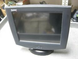 3M Micro-Touch Touchscreen monitor w Stand 11-81375-227 Serial interface