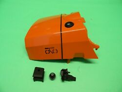 Stihl Chainsaw Ms441 Top Cylinder Cover Shroud 1138 080 1653 New Oem --- Up545