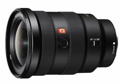Sony G 16-35mm F/2.8 Gm Lens + Smart Guard 4 Year Drops And Spills Warranty