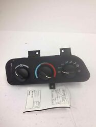 94 95 96 CHEVY CAMERO Heater AC CLIMATE TEMPERATURE Control UNIT