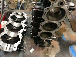 Evinrude Etec Cylinder Block 5006742 Fits 75hp 3 Cyl 2006 - 2007 Models. Used /