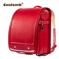 Coulomb Kid Orthopedic School Bag Children Backpack For Girl And Boys Students