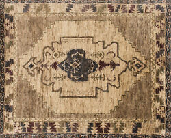 8and039x11and039 Loloi Rug Nomad Jute Mocha Beige Hand-knotted Transitional Nm-02