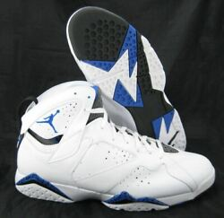 2009 Nike Air Jordan Vii Retro 7 Dmp Pack Og Sz 15 304775-161 Magic Royal Blue