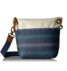 BRAND NEW FOSSIL WOMEN'S KEELY BUCKET CROSSBODY BAGS VARIETY COLORS