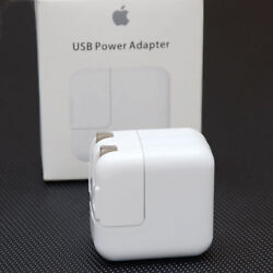 Original 12w Usb Power Adapter Wall Charger For Apple Ipad 2 3 4 Air And 2m Cable