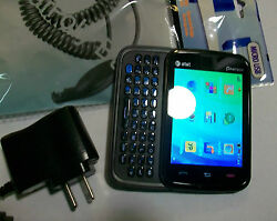 GREAT! Pantech RENUE P6030 Camera QWERTY Touch Global GSM Slider AT