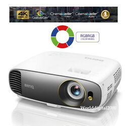 Benq W1700 4k Home Cinema Projector Hdr Ture Colors Osd 28 Languages Support