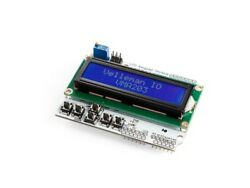 Velleman Vma203 Lcd And Keypad Shield For Arduino® - Lcd1602