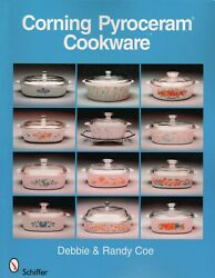 Corning Pyroceram Cookware With 423 Color Photos New Book Free Shipping
