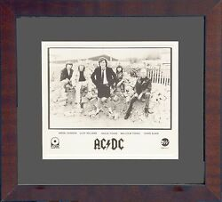 ACDC ACDC FRAMED DISPLAY - 16x14