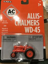 Ertl 164 Agco Allis Chalmers Wd45 Narrow Front Tractor. On Sale