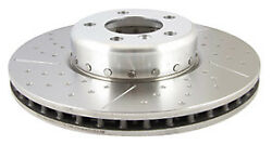 Ebc 2 Piece Turbo Grooved Front Discs Bmw 3 Series Xdrive F30 340 3.0 Turbo