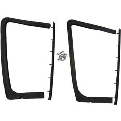 1954-1956 Buick And Oldsmobile 2dr Hdtp And Convertible Vent Window Seal Kit