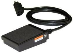 USA S100-1501 Electrical All Purpose Foot Pedal Switch Momentary Action UL Tool