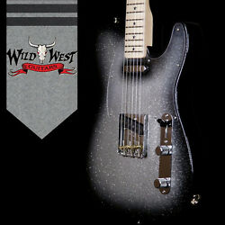 Fender Custom Shop Alan Hamel Founders Design Telecaster Black Sparkle Burst