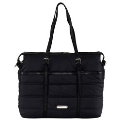 Burberry Abbey Diaper Bag (3957187) - Black  RRP