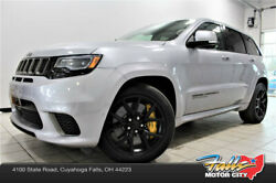 2018 Jeep Grand Cherokee Trackhawk 4x4 Trackhawk 4x4 New 4 dr SUV Automatic Gasoline 6.2L SUPERCHARGED HEMI V8 SRT Bill