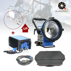 Up As M18 HMI Par Light+1800W&1200W Electronic Ballast Flicker Free+Cable+Bulb