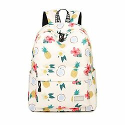 VentoMarea School Backpack for Girls Boys Middle Cute Bookbag Outdoor Daypack