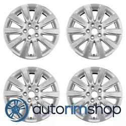 New 18 Replacement Wheels Rims For Toyota Sienna 2010-2019 Set Thin Valve St...