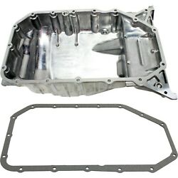 11200r40a00 New Set Of 2 Oil Pans For Honda Accord Acura Tsx Crosstour Pair