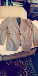 Tweed Jacket 4 Pocket With Leather Patches The Countryman