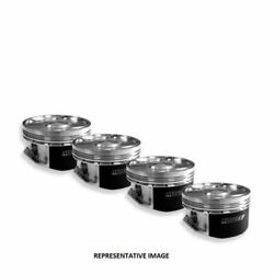 Manley Fit Ford 2.0l Ecoboost 88mm +.5mm Size Bore 9.31 Dish Pistons