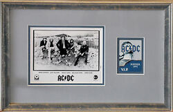 ACDC ACDC FRAMED DISPLAY - 11